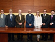 Asamblea General Ordinaria, instalación del nuevo Consejo Directivo período 2016-2017