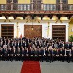 195 aniversario del Ministerio de RREE.
