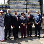 AFSDP-AFDA Entrega de Donaciones para Damnificados.