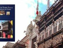 """Venta del libro """"El Palacio de Torre Tagle y las Casonas de Lima"""""""