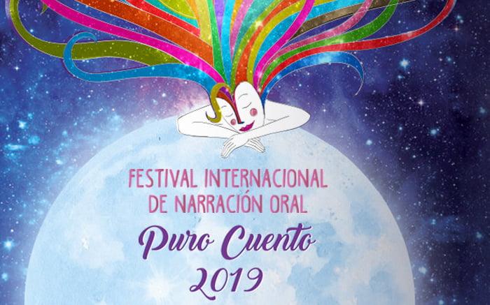 PURO CUENTO 2019 - VIII ENCUENTRO INTERNACIONAL DE NARRACIÓN ORAL