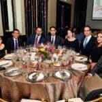 Cena del Dia del Día del Diplomático.