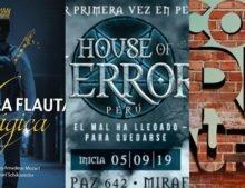 AGENDA CULTURAL SEPTIEMBRE 9: Concierto, teatro, entretenimiento...