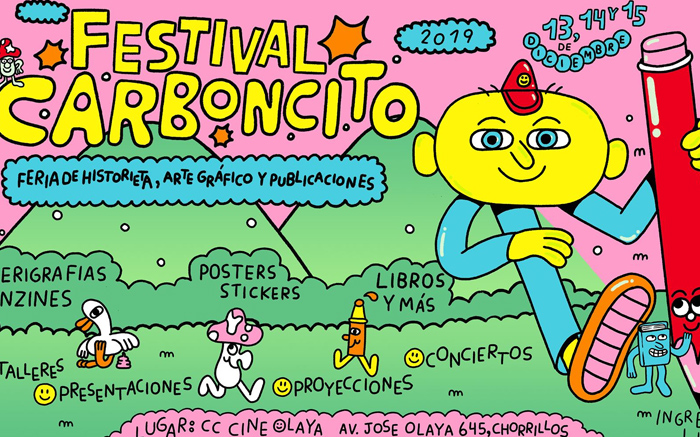 FESTIVAL CARBONCITO 2019.
