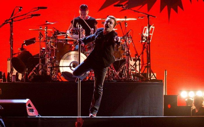 U2, THE JOSHUA TREE TOUR 2017 ONLINE