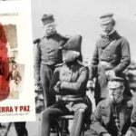 """Libro """"Relatos de Guerra y Paz"""" primera edición, de nuestro asociado Embajador Juan del Campo Rodríguez."""