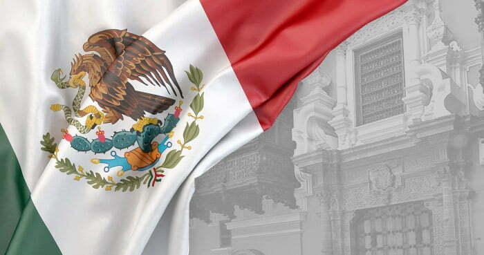 Aniversario de la Independencia de los Estados Unidos Mexicanos.