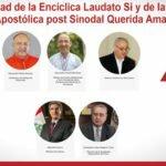 """Transmisión en vivo: """"Actualidad De La Enciclica Laudato Si Y De La Exhortacion Apostolica Post Sinodal Querida Amazonia"""", Academia Diplomática del Perú."""