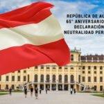 República de Austria, 65° Aniversario de la Declaración de la Neutralidad Perpetua