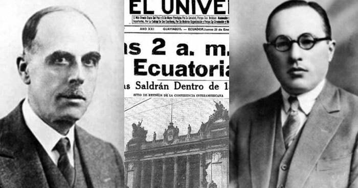 29 de Enero, 79° Aniversario de la firma del Protocolo de Río de Janeiro.