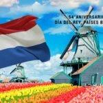 54° aniversario del día del Rey en los Países Bajos.
