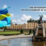 Suecia, 498° aniversario del Día de su Bandera.