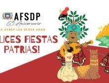AFSDP, Felices Fiestas Patrias