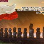República de Chile, 211° aniversario de su Independencia.