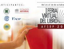 I Feria Virtual del libro AFSDP - 2021